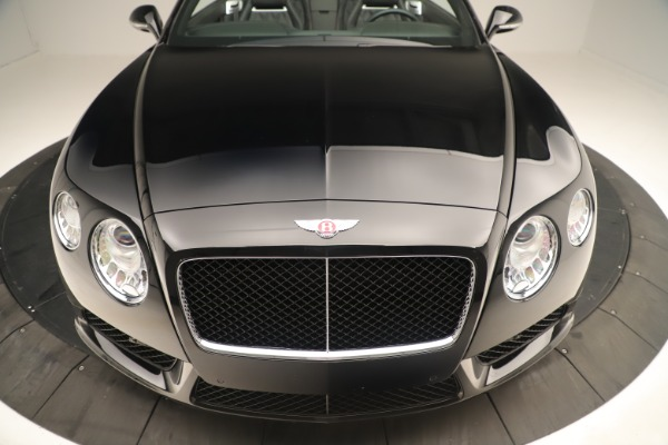 Used 2014 Bentley Continental GT V8 for sale Sold at Alfa Romeo of Greenwich in Greenwich CT 06830 18