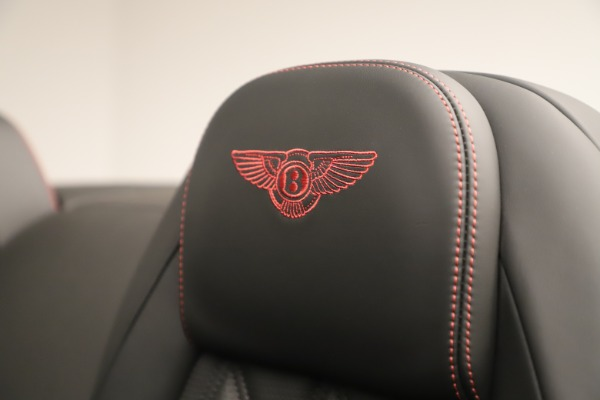 Used 2014 Bentley Continental GT V8 for sale Sold at Alfa Romeo of Greenwich in Greenwich CT 06830 24