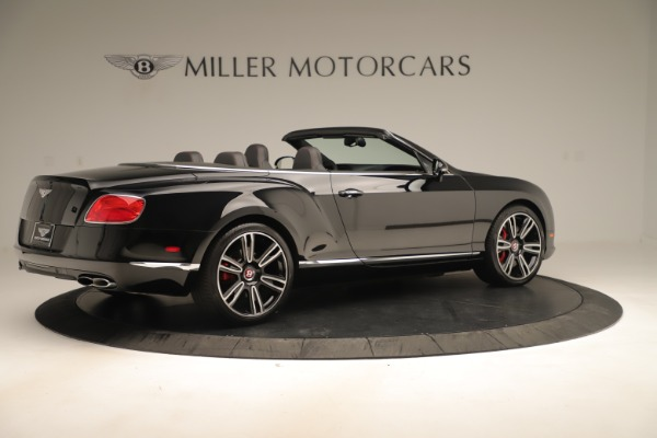 Used 2014 Bentley Continental GT V8 for sale Sold at Alfa Romeo of Greenwich in Greenwich CT 06830 8