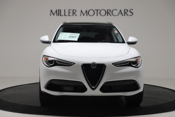 New 2019 Alfa Romeo Stelvio Ti Q4 for sale Sold at Alfa Romeo of Greenwich in Greenwich CT 06830 12