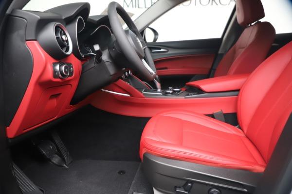 New 2019 Alfa Romeo Stelvio Ti Q4 for sale Sold at Alfa Romeo of Greenwich in Greenwich CT 06830 14