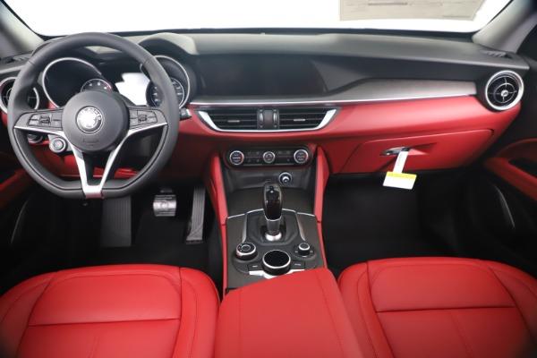 New 2019 Alfa Romeo Stelvio Ti Q4 for sale Sold at Alfa Romeo of Greenwich in Greenwich CT 06830 16