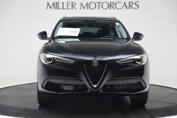 New 2019 Alfa Romeo Stelvio Ti Q4 for sale Sold at Alfa Romeo of Greenwich in Greenwich CT 06830 12