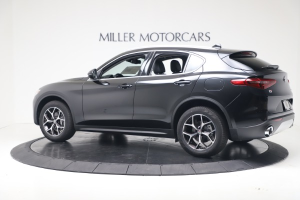 New 2019 Alfa Romeo Stelvio Ti Q4 for sale Sold at Alfa Romeo of Greenwich in Greenwich CT 06830 4