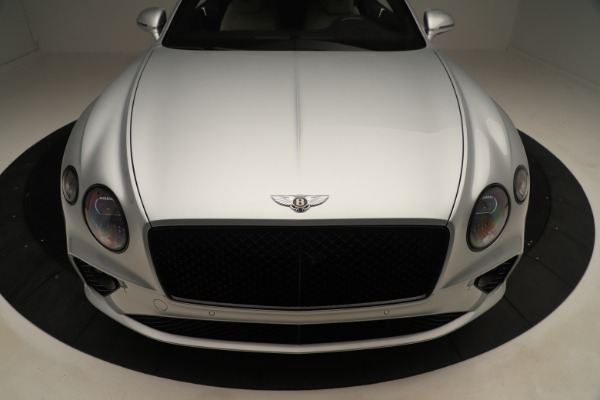 New 2020 Bentley Continental GT V8 First Edition for sale Sold at Alfa Romeo of Greenwich in Greenwich CT 06830 13