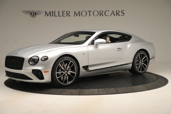 New 2020 Bentley Continental GT V8 First Edition for sale Sold at Alfa Romeo of Greenwich in Greenwich CT 06830 2