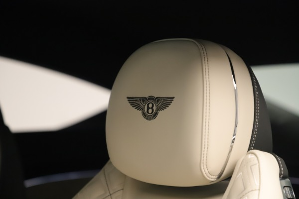 New 2020 Bentley Continental GT V8 First Edition for sale Sold at Alfa Romeo of Greenwich in Greenwich CT 06830 24