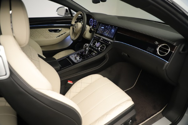New 2020 Bentley Continental GT V8 First Edition for sale Sold at Alfa Romeo of Greenwich in Greenwich CT 06830 26