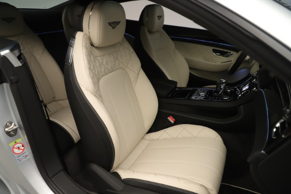 New 2020 Bentley Continental GT V8 First Edition for sale Sold at Alfa Romeo of Greenwich in Greenwich CT 06830 28