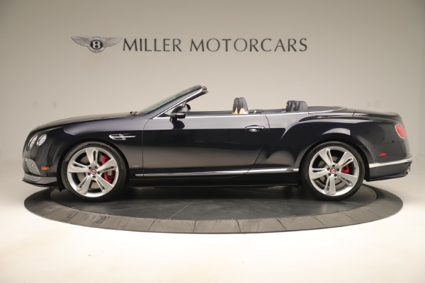 Used 2017 Bentley Continental GT V8 S for sale Sold at Alfa Romeo of Greenwich in Greenwich CT 06830 3