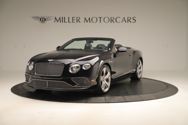 Used 2017 Bentley Continental GT V8 S for sale Sold at Alfa Romeo of Greenwich in Greenwich CT 06830 1