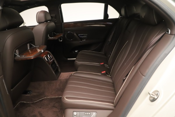 Used 2015 Bentley Flying Spur V8 for sale Sold at Alfa Romeo of Greenwich in Greenwich CT 06830 21