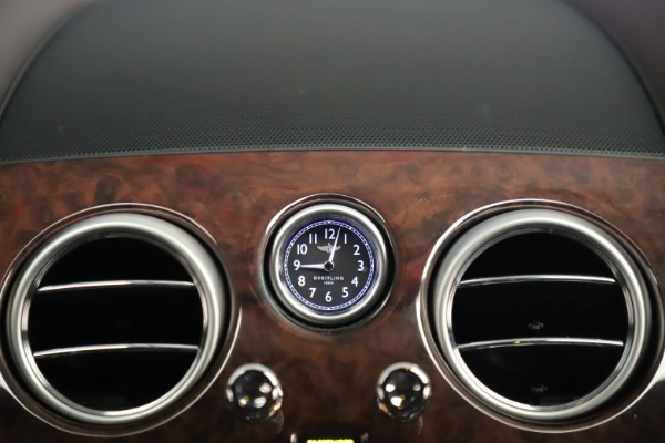 Used 2015 Bentley Flying Spur V8 for sale Sold at Alfa Romeo of Greenwich in Greenwich CT 06830 27
