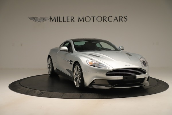 Used 2014 Aston Martin Vanquish Coupe for sale $116,900 at Alfa Romeo of Greenwich in Greenwich CT 06830 10