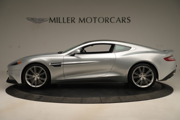 Used 2014 Aston Martin Vanquish Coupe for sale $116,900 at Alfa Romeo of Greenwich in Greenwich CT 06830 2