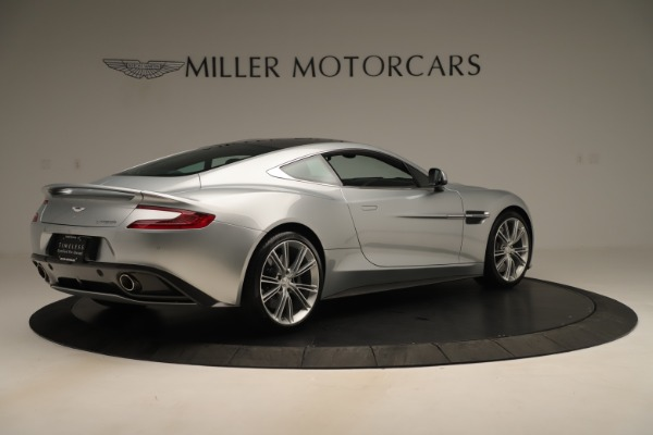Used 2014 Aston Martin Vanquish Coupe for sale $116,900 at Alfa Romeo of Greenwich in Greenwich CT 06830 7