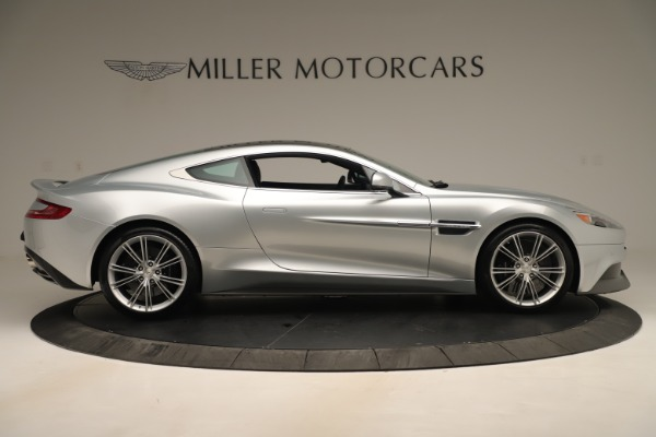 Used 2014 Aston Martin Vanquish Coupe for sale $116,900 at Alfa Romeo of Greenwich in Greenwich CT 06830 8