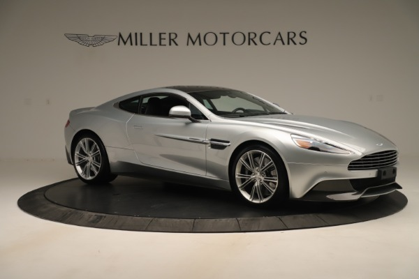 Used 2014 Aston Martin Vanquish Coupe for sale $116,900 at Alfa Romeo of Greenwich in Greenwich CT 06830 9