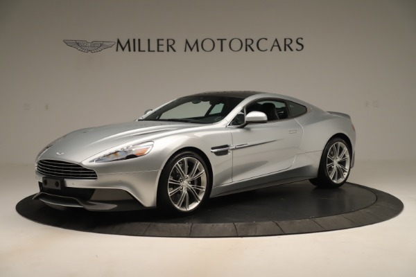 Used 2014 Aston Martin Vanquish Coupe for sale $116,900 at Alfa Romeo of Greenwich in Greenwich CT 06830 1