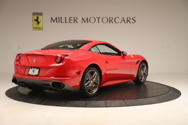 Used 2016 Ferrari California T for sale Sold at Alfa Romeo of Greenwich in Greenwich CT 06830 16