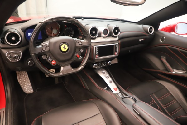 Used 2016 Ferrari California T for sale Sold at Alfa Romeo of Greenwich in Greenwich CT 06830 19