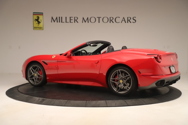 Used 2016 Ferrari California T for sale Sold at Alfa Romeo of Greenwich in Greenwich CT 06830 4