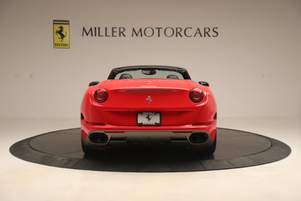 Used 2016 Ferrari California T for sale Sold at Alfa Romeo of Greenwich in Greenwich CT 06830 6