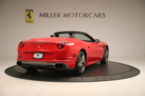 Used 2016 Ferrari California T for sale Sold at Alfa Romeo of Greenwich in Greenwich CT 06830 7