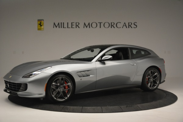 Used 2019 Ferrari GTC4LussoT V8 for sale Sold at Alfa Romeo of Greenwich in Greenwich CT 06830 2