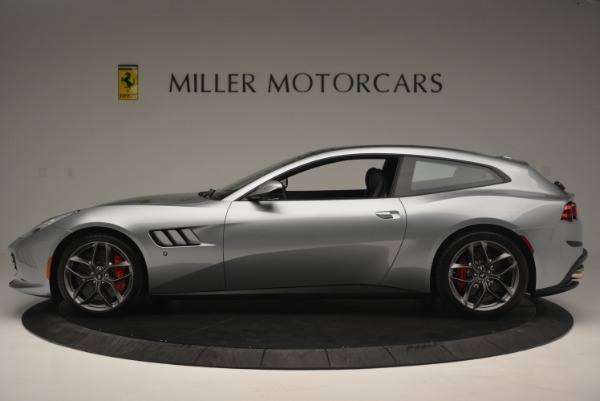 Used 2019 Ferrari GTC4LussoT V8 for sale Sold at Alfa Romeo of Greenwich in Greenwich CT 06830 3