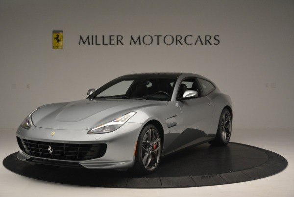 Used 2019 Ferrari GTC4LussoT V8 for sale Sold at Alfa Romeo of Greenwich in Greenwich CT 06830 1