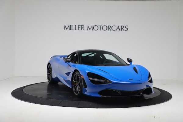 New 2019 McLaren 720S Coupe for sale Sold at Alfa Romeo of Greenwich in Greenwich CT 06830 10