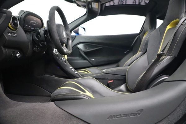 New 2019 McLaren 720S Coupe for sale Sold at Alfa Romeo of Greenwich in Greenwich CT 06830 17