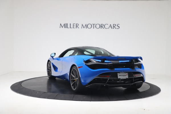 New 2019 McLaren 720S Coupe for sale Sold at Alfa Romeo of Greenwich in Greenwich CT 06830 4