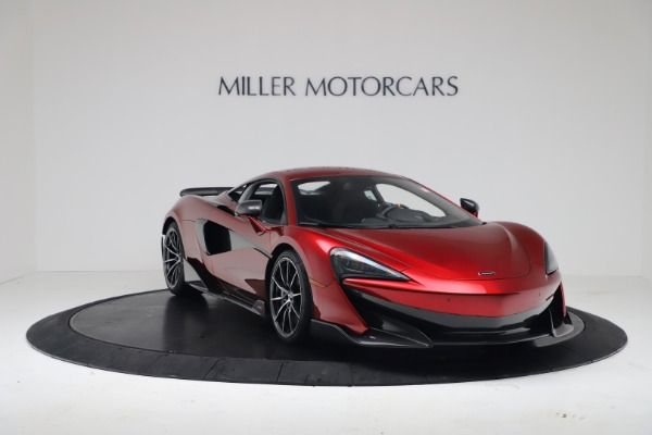 New 2019 McLaren 600LT Coupe for sale $285,236 at Alfa Romeo of Greenwich in Greenwich CT 06830 10