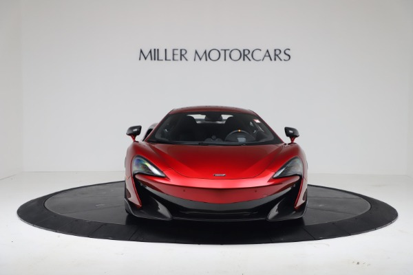 New 2019 McLaren 600LT for sale $285,236 at Alfa Romeo of Greenwich in Greenwich CT 06830 12