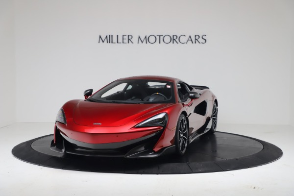 New 2019 McLaren 600LT for sale $285,236 at Alfa Romeo of Greenwich in Greenwich CT 06830 13