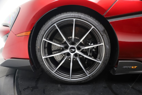 Used 2019 McLaren 600LT Luxury for sale $239,990 at Alfa Romeo of Greenwich in Greenwich CT 06830 16