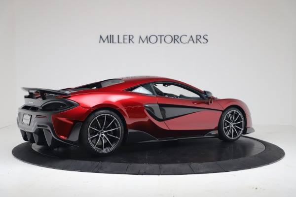 New 2019 McLaren 600LT for sale $285,236 at Alfa Romeo of Greenwich in Greenwich CT 06830 7