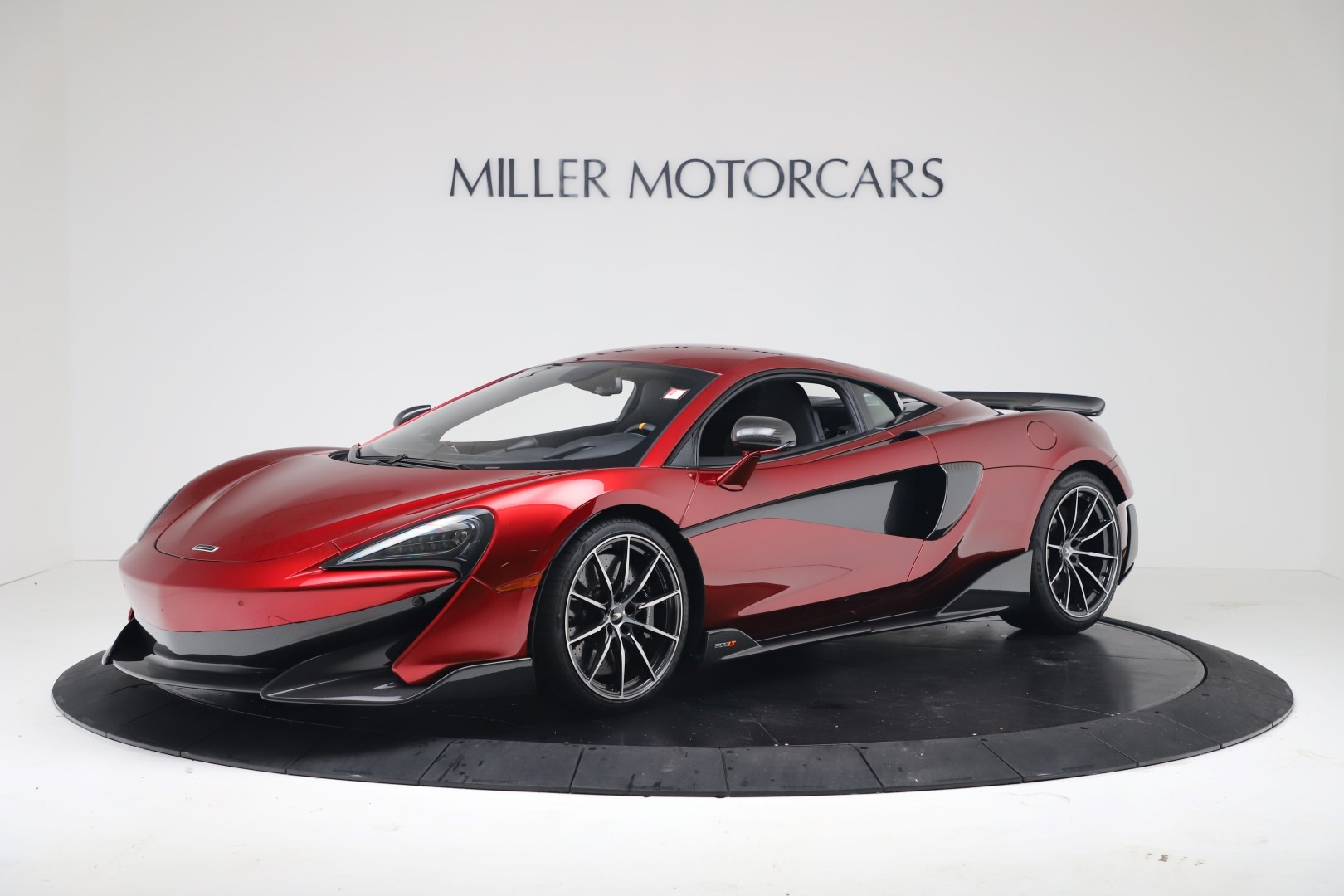 New 2019 McLaren 600LT for sale $285,236 at Alfa Romeo of Greenwich in Greenwich CT 06830 1