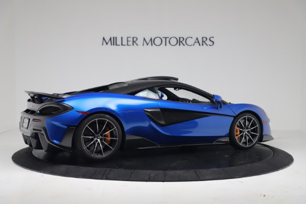 New 2019 McLaren 600LT Coupe for sale Sold at Alfa Romeo of Greenwich in Greenwich CT 06830 7