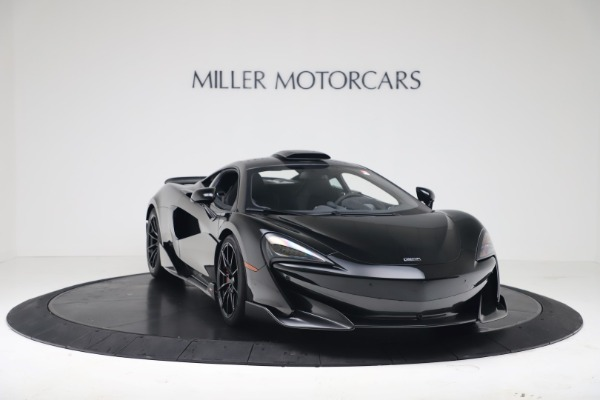 New 2019 McLaren 600LT for sale $305,639 at Alfa Romeo of Greenwich in Greenwich CT 06830 10