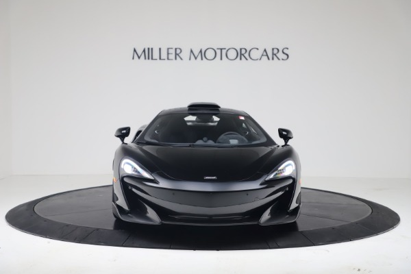 New 2019 McLaren 600LT for sale $305,639 at Alfa Romeo of Greenwich in Greenwich CT 06830 12