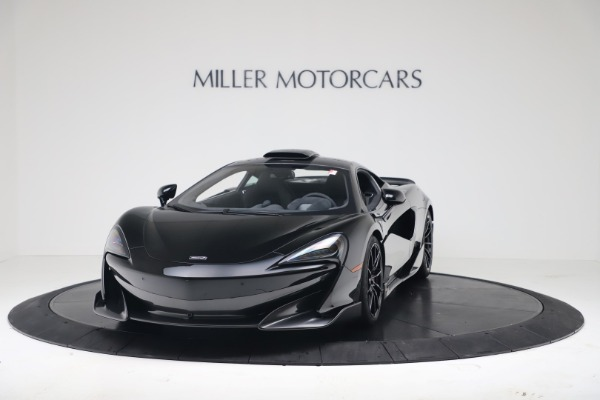 New 2019 McLaren 600LT for sale $305,639 at Alfa Romeo of Greenwich in Greenwich CT 06830 13