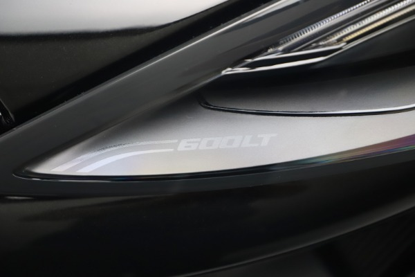 New 2019 McLaren 600LT for sale $305,639 at Alfa Romeo of Greenwich in Greenwich CT 06830 14