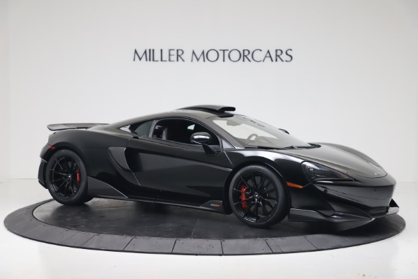 New 2019 McLaren 600LT for sale $305,639 at Alfa Romeo of Greenwich in Greenwich CT 06830 9