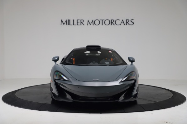 New 2019 McLaren 600LT for sale $311,619 at Alfa Romeo of Greenwich in Greenwich CT 06830 12