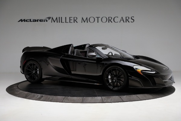 Used 2016 McLaren 675LT Convertible for sale Sold at Alfa Romeo of Greenwich in Greenwich CT 06830 10