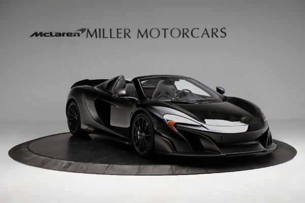 Used 2016 McLaren 675LT Convertible for sale Sold at Alfa Romeo of Greenwich in Greenwich CT 06830 11