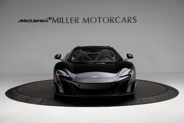 Used 2016 McLaren 675LT Convertible for sale Sold at Alfa Romeo of Greenwich in Greenwich CT 06830 12